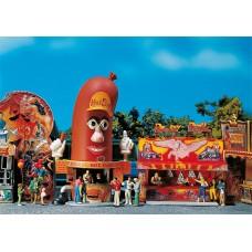 Faller 140464 Hot Dog Man/Pwr Ball Bth