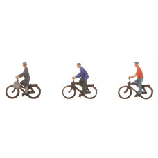 Faller 155333 Cyclists 3/