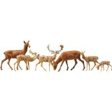 Faller 155509 Fallow & Red Deer  12/