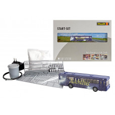Faller 161499 CS Start Set Night Bus