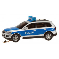 Faller 161543 VW Tourag w/Light Police