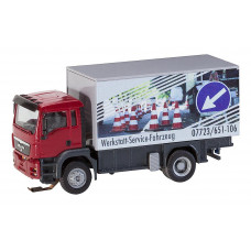 Faller 161554 MAN TGS Repair Shop Truck