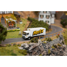 Faller 161560 LKW MB Atego Hertz