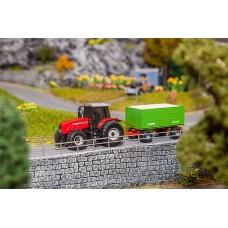 Faller 161588 CS Tractor w/Trailer