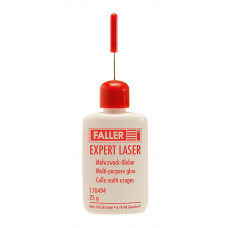 Faller 170494 Expert Laser Glue     25g