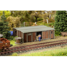 Faller 180384 Goods Wagons Shed