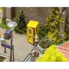 Faller 180394 Call Box Bundespost 2/