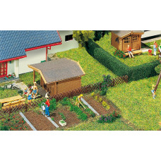 Faller 180402 Fence Assorted 2/