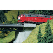 Faller 180403 Fence Iron Railing