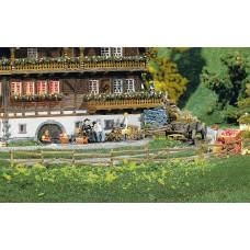 Faller 180406 Garden & Field Fences 4/
