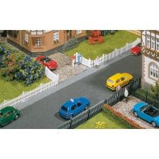 Faller 180410 Garden Fence w/Gate