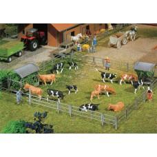 Faller 180434 Farmyard Fence System