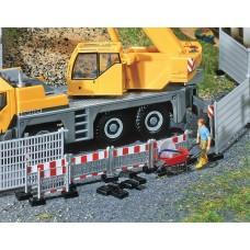 Faller 180435 Barrier Fences 460mm