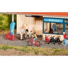 Faller 180445 Mountain Bikes 16/