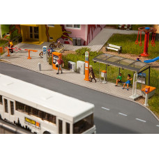Faller 180451 Street Decoration Set