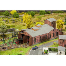 Faller 222113 Depot Set Engine Shed