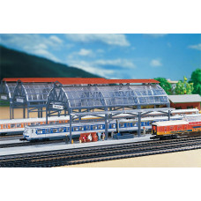 Faller 222128 Glass train shed