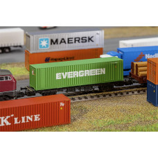 Faller 272843 40' Container Evergreen