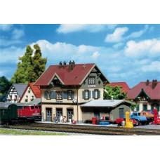 Faller 282707 Guglingen Station w/Shed
