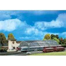 Faller 282726 Glass train shed