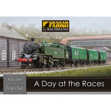 Graham Farish  370-185 - N Scale Train Set - A Day at the Races