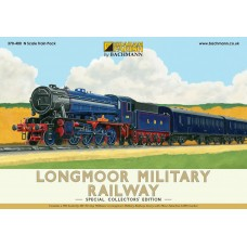 Graham Farish  370-400 - N Scale Train Pack - Longmoor Military Railway Train Pack