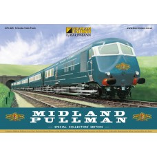 Graham Farish  370-425 - N Scale Train Pack - Midland Pullman Train Pack