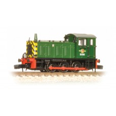 Graham Farish  371-050C - Class 04 D2283 BR Green Warning Stripes