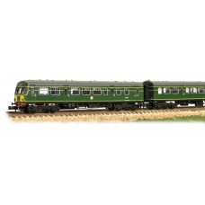 Graham Farish  371-504 - Class 101 2 Car DMU BR Green