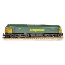 Graham Farish  371-651A - Class 57/0 57008 'Freightliner Explorer' Freightliner Weathered