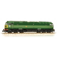 Graham Farish  371-825B - Class 47/0 BR Green D1572 Small Yellow Panel