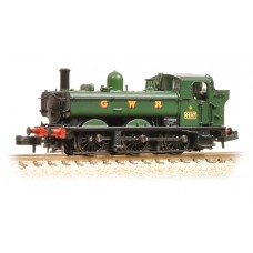 Graham Farish  371-985 - Class 64xx 0-6-0 Pannier Tank 6407 GWR Green