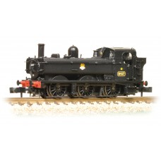 Graham Farish  371-986 - Class 64xx 0-6-0 Pannier Tank 6417 BR Black Early Emblem