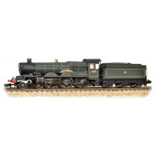 Graham Farish  372-030 - Castle Class 5044 'Earl of Dunraven' GWR Lined Green