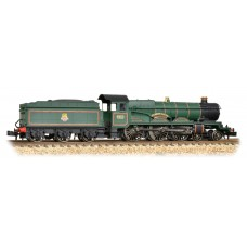 Graham Farish  372-031 - Castle Class 5041 'Tiverton Castle' BR Green Early Emblem