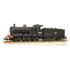 Graham Farish  372-062 - Midland Class 4F 43875 BR Black Early Emblem Johnson Tender