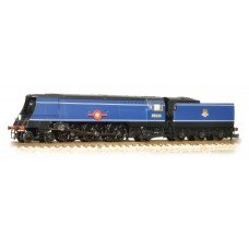 Graham Farish  372-310 - Merchant Navy Class 35024 'East Asiatic Company BR Express Blue Early Emblem