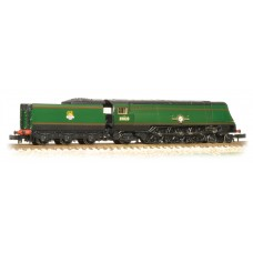 Graham Farish  372-311 - Merchant Navy Class 35023 'Holland-Afrika Line' BR Lined Green Early Emblem