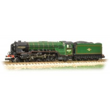 Graham Farish  372-387 - Class A2 60527 'Sun Chariot' BR Lined Green Late Crest