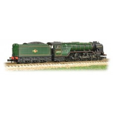 Graham Farish  372-388 - (D) Class A2 60532 'Blue Peter' BR Lined Green Late Crest