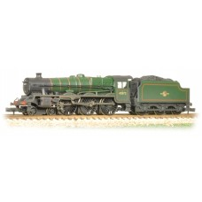 Graham Farish  372-481 - Jubilee Class 45572 'Eire' BR Lined Green Late Crest Weathered