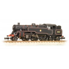 Graham Farish  372-535 - Class 4MT Tank 80027 BR Lined Black Early Emblem