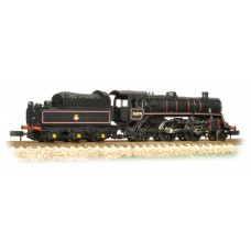 Graham Farish  372-653 - BR Standard Class 4MT 76079 BR Lined Black Early Emblem