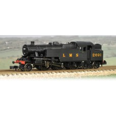Graham Farish  372-750 - Fairburn 2-6-4 Tank 2691 LMS Black