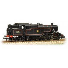 Graham Farish  372-752 - Fairburn 2-6-4 Tank 42073 BR Black Late Crest
