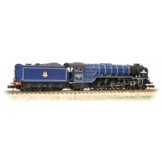 Graham Farish  372-800B - Class A1 60163 'Tornado' BR Express Passenger Blue Early Emblem