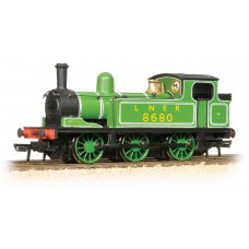Graham Farish  372-825 - LNER J72 8680 LNER Lined Green
