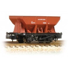 Graham Farish  373-216 - 24 Ton Ore Hopper Wagon BR Brown