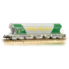 Graham Farish  373-236 - Bulk Grain Bogie Hopper Wagon 'Polybulk'
