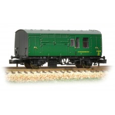 Graham Farish  373-362A - BR Mk1 Horse Box (SR) Green